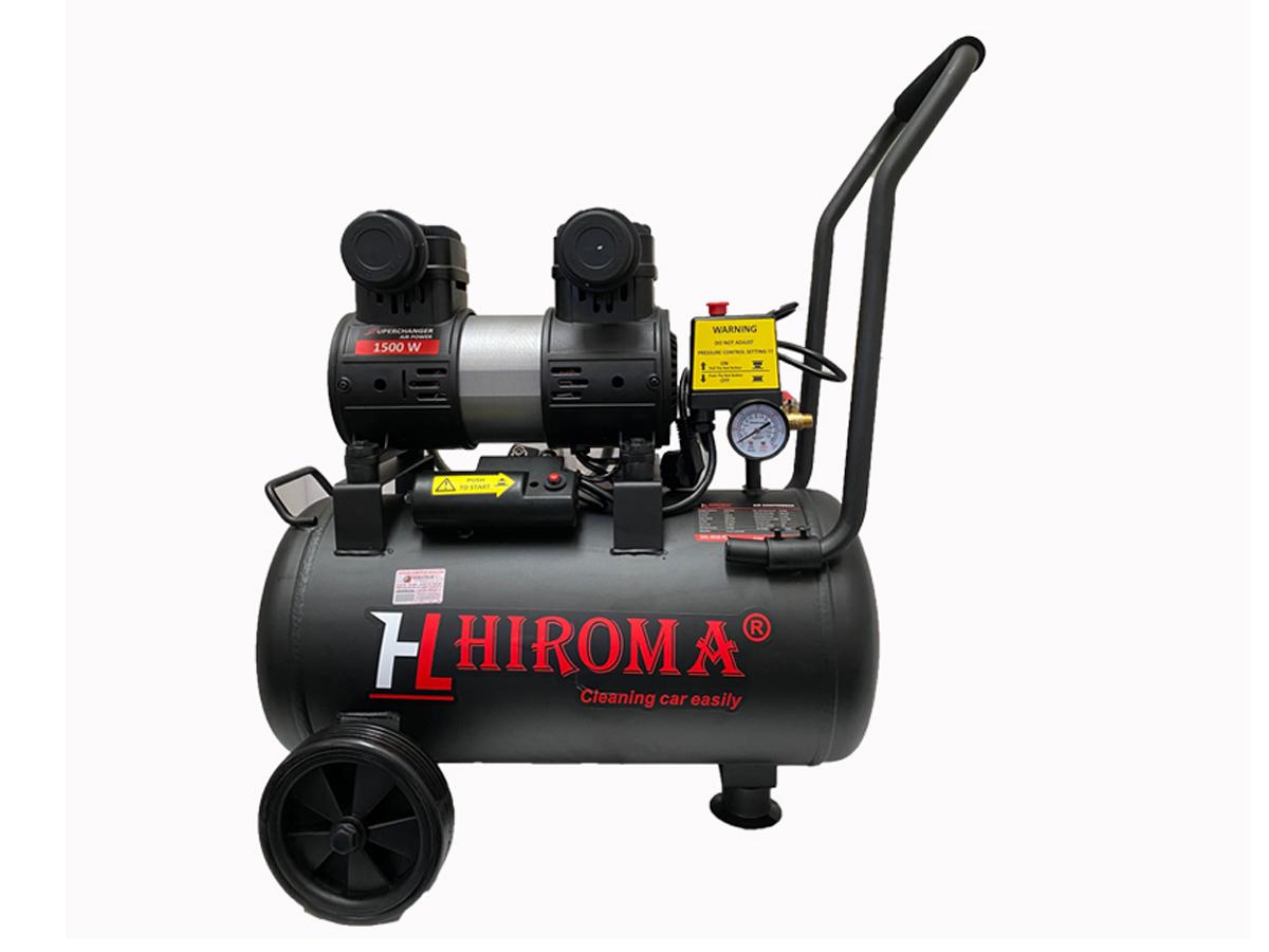 Máy nén khí chính hãng Hiroma DHL-0530 Plus - 30 lít