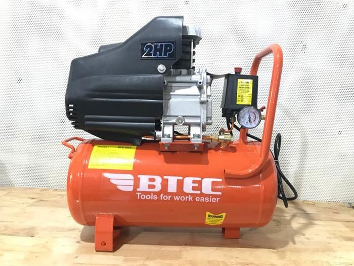 Máy nén khí 2HP Btec BT-2024 (24 lít)
