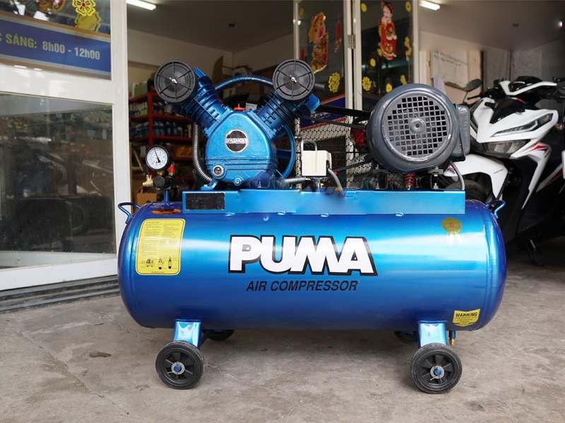 Máy nén khí Puma 2HP (90 lít)
