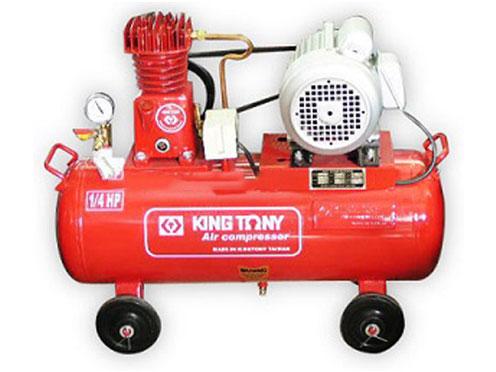 Máy nén khí dây đai Kingtony KTC-30 (1/4HP - 30 lít)
