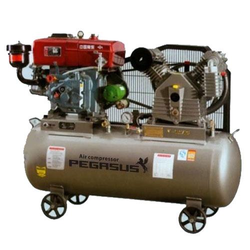 Máy nén khí chạy dầu diesel Pegasus TM-W-1.0/8