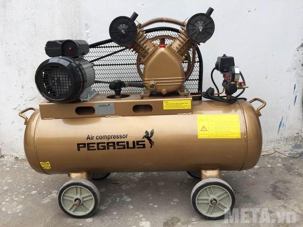 Máy nén khí Pegasus TM-V-0.25/8 (380V)