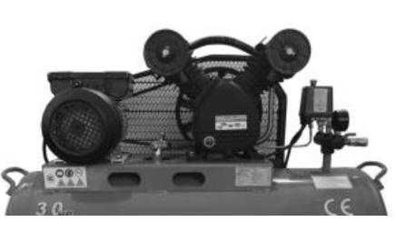 Máy nén khí dây curoa Classic CLA 3050 50 lít