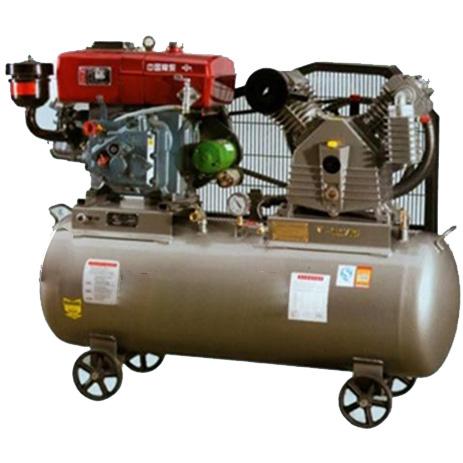 Máy nén khí chạy bằng dầu diesel Pegasus TM-V-1.05/12.5
