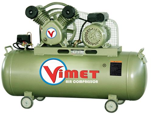 Máy nén khí Piston 3HP Vimet VSS203 - 100 lít
