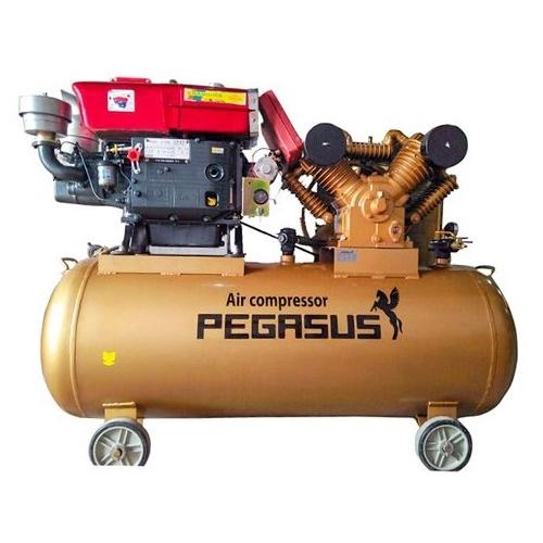 Máy nén khí chạy dầu Diesel Pegasus TM-W-1.6/12.5-500L