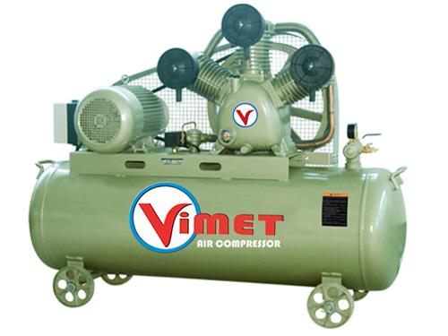 Máy nén khí Piston 10HP Vimet MTS310 - 300 lít