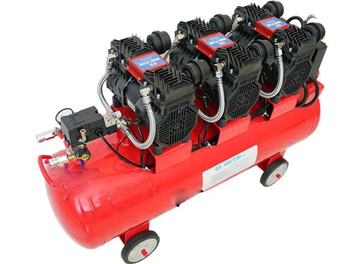 Máy nén khí không dầu 110L Kingtony KI-110C-OF/3