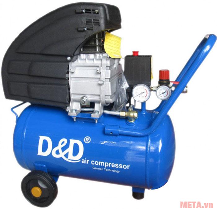 Máy nén khí D&D RAC1524A 24 lít