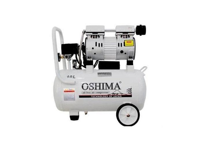 Máy nén khí không dầu Oshima 40 lít