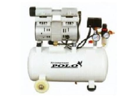 Máy nén khí không dầu, giảm âm Polo JN-550 (3/4HP) 24 lít