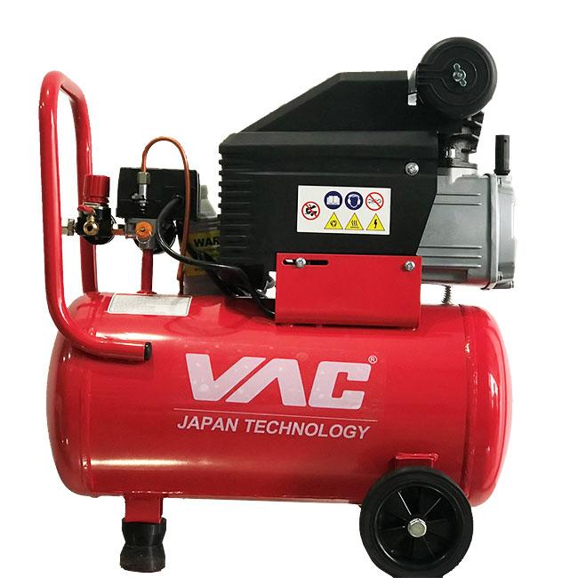 Máy nén khí VAC 2.5HP VAC2101 - 24 lít (mô tơ dây đồng)