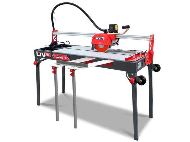 Máy cắt gạch Rubi model mới DV-200 1000 (Công suất 2 ngựa)