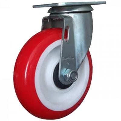 Combo 2 bánh xe đẩy PU xoay Ethos 271URY150P01 (150kg)