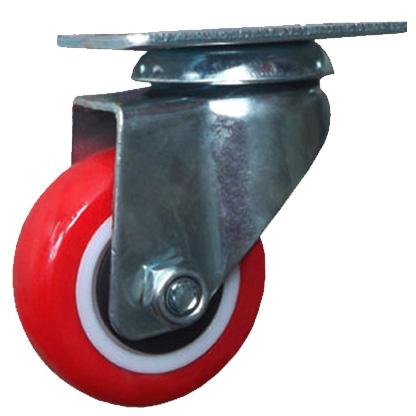 Combo 2 bánh xe đẩy PU xoay Ethos 271URY100P01 (100kg)
