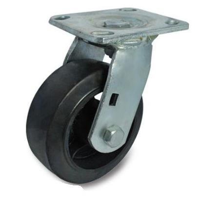 Bánh xe đẩy cao su xoay Ethos 491XRQ200P45 (272kg)