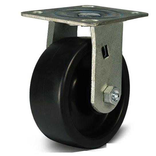 Bánh xe đẩy phenolic chịu nhiệt cố định Ethos 492XHQ200P45 (454kg)