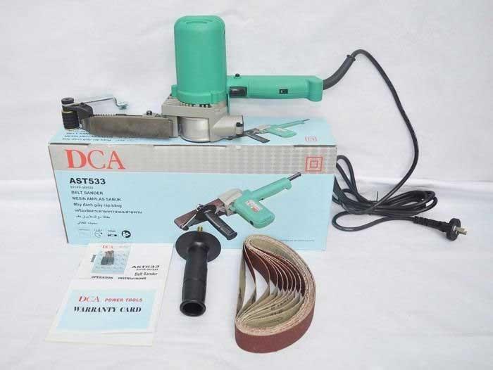 Máy chà nhám băng DCA AST533 (S1T-FF-30X533) - 550W