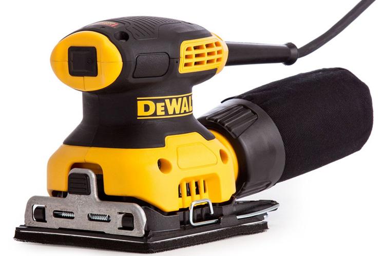 Máy chà nhám vuông Dewalt DWE6411 (140mm x 115mm)
