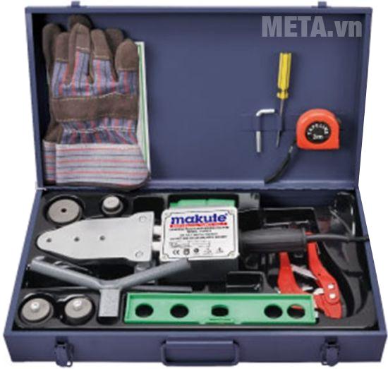 Máy hàn ống nhựa Makute PW001