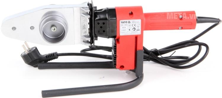 Máy hàn ống nhựa hiển thị số Yato YT-82250