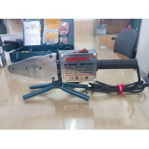 Máy hàn nhiệt ống nước Davitec DV5200