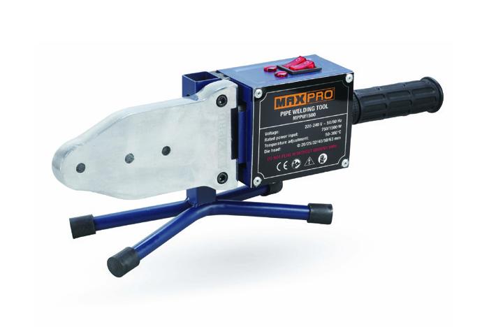 Máy hàn nhiệt ống nước Maxpro MPPW750/1500