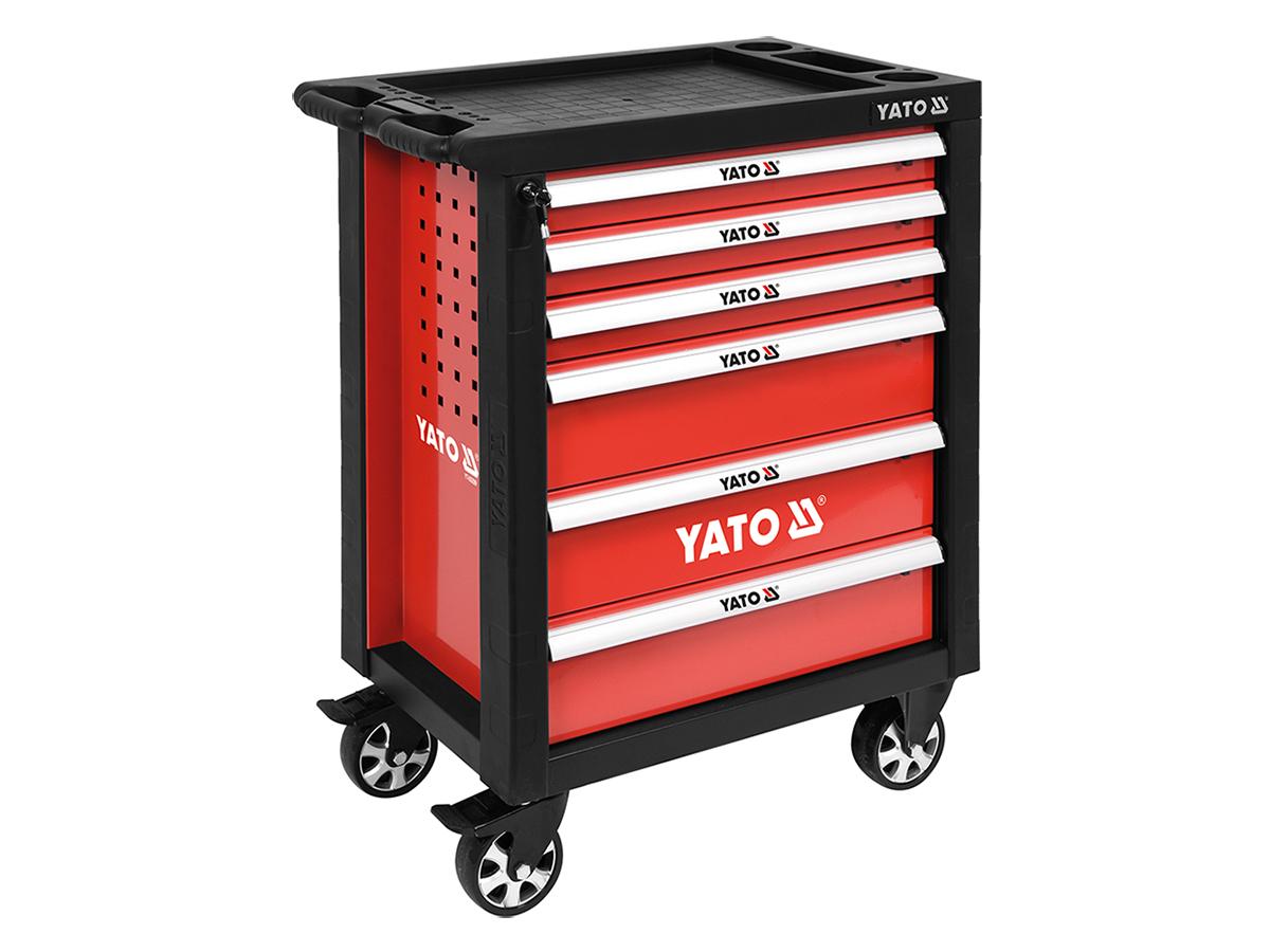 Tủ đồ nghề cao cấp 6 ngăn Yato YT-55299