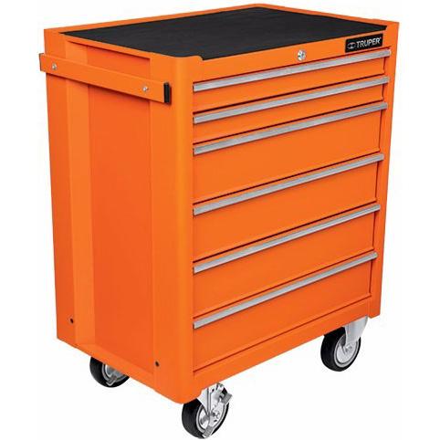 Tủ đựng đồ nghề 6 ngăn có bánh xe Truper 12067 (GAMO-6130)