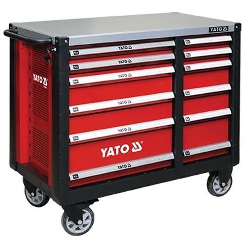 Tủ đồ nghề cao cấp 12 ngăn Yato YT-09003