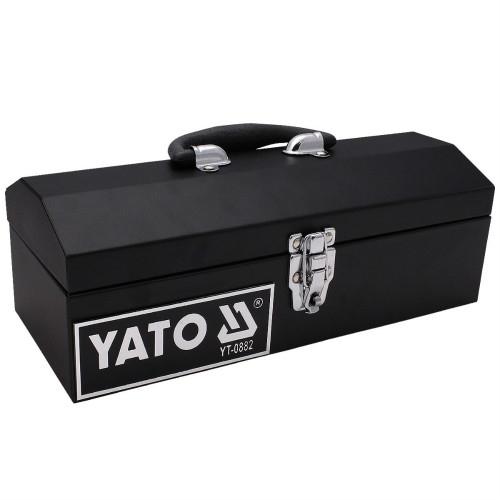 Hộp đựng đồ nghề bằng sắt sơn tĩnh điện Yato YT-0882