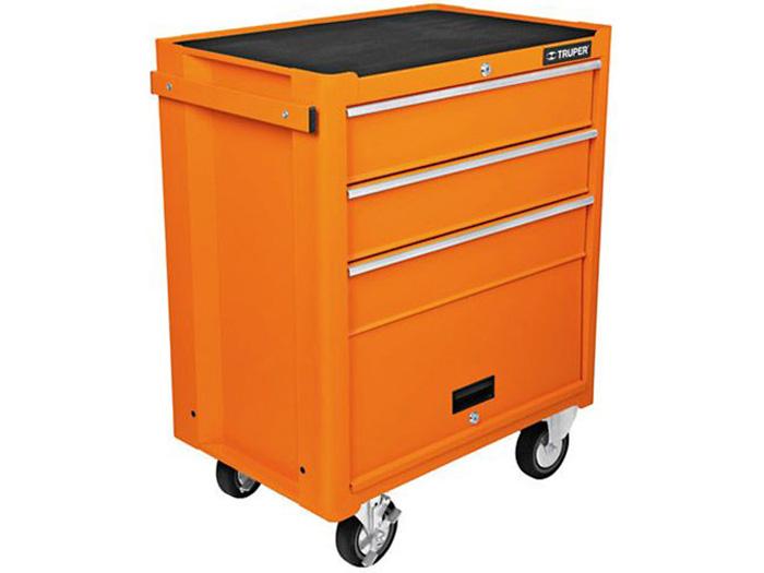 Tủ đựng đồ nghề 4 ngăn có bánh xe Truper 12066 (GAMO-4090)
