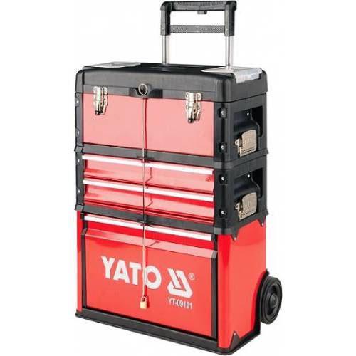 Vali đựng đồ nghề di động 4 ngăn YT-09101