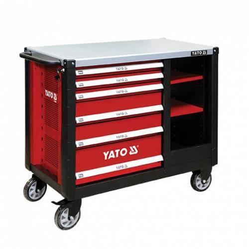 Tủ đồ nghề sửa chữa 6 ngăn Yato Yt-09001
