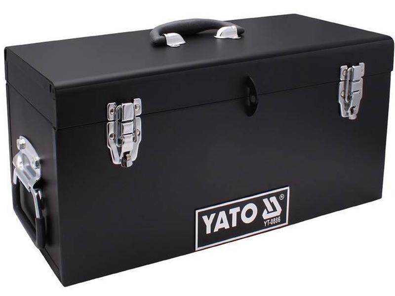 Hộp đựng đồ nghề bằng sắt, sơn tĩnh điện Yato YT-0886