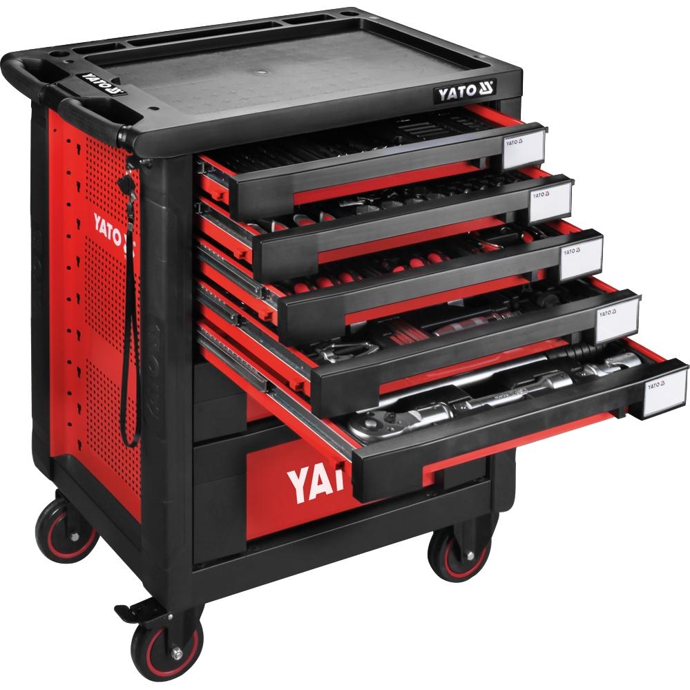 Tủ đựng đồ nghề cao cấp 7 ngăn Yato YT-55293