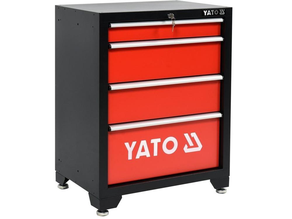 Tủ đựng đồ nghề cao cấp 4 ngăn Yato YT-08933