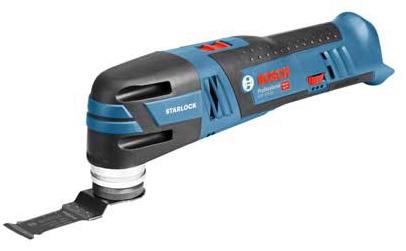 Máy cắt rung dùng pin Bosch GOP 12V-28 (Solo chưa pin, sạc) Brushless