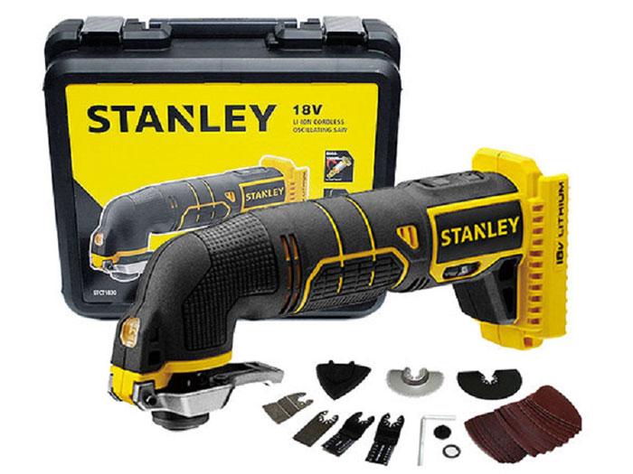 Thân máy cắt đa năng dùng pin 18V Stanley STCT1830-KR (không có pin, sạc)