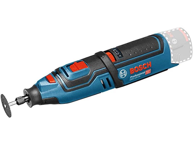 Máy cắt xoay đa năng pin Bosch GRO 12V-35 (Solo chưa pin, sạc)