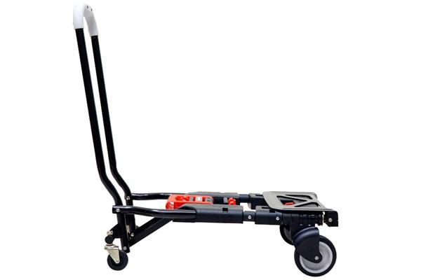 Xe đẩy hàng đa năng chuyển đổi 2 bánh và 4 bánh, gấp gọn Advindeq HT120