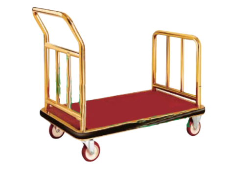 Xe đẩy hành lý trong khách sạn cho nhân viên Bell Vietbin VB-D22