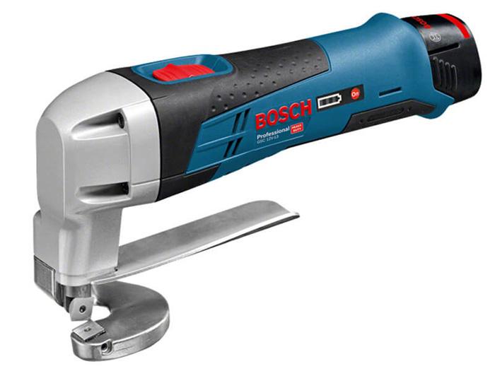 Máy cắt kim loại dùng pin Bosch GSC 12V-13 (Solo chưa pin, sạc)