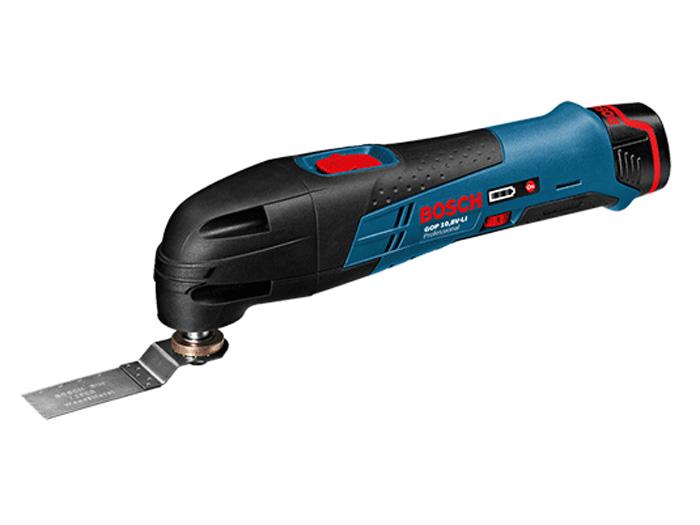 Máy cắt đa năng dùng pin Bosch GOP 12V-LI (Solo chưa pin, sạc)
