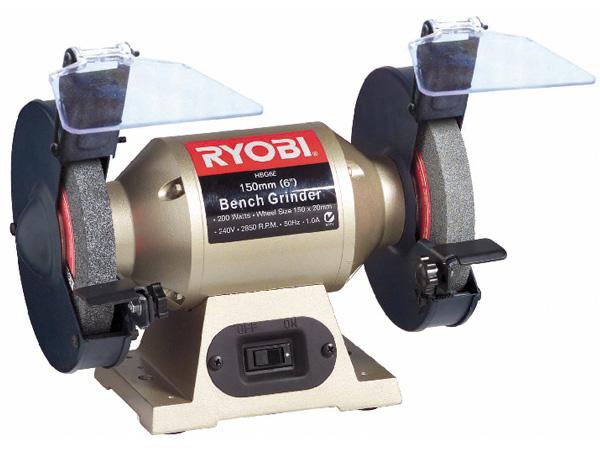 Máy mài hai đá 150mm Ryobi HBG-6E