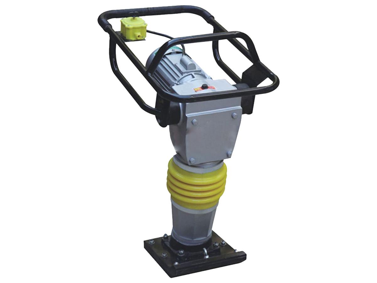 Máy đầm cóc chạy điện HCD110