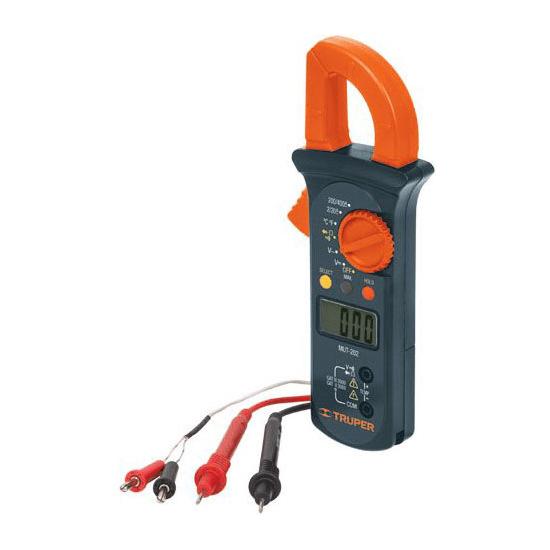 Ampe kìm đo dòng điện Truper 10404 (MUT-202)