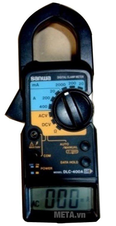 Ampe kìm Sanwa DLC-400A
