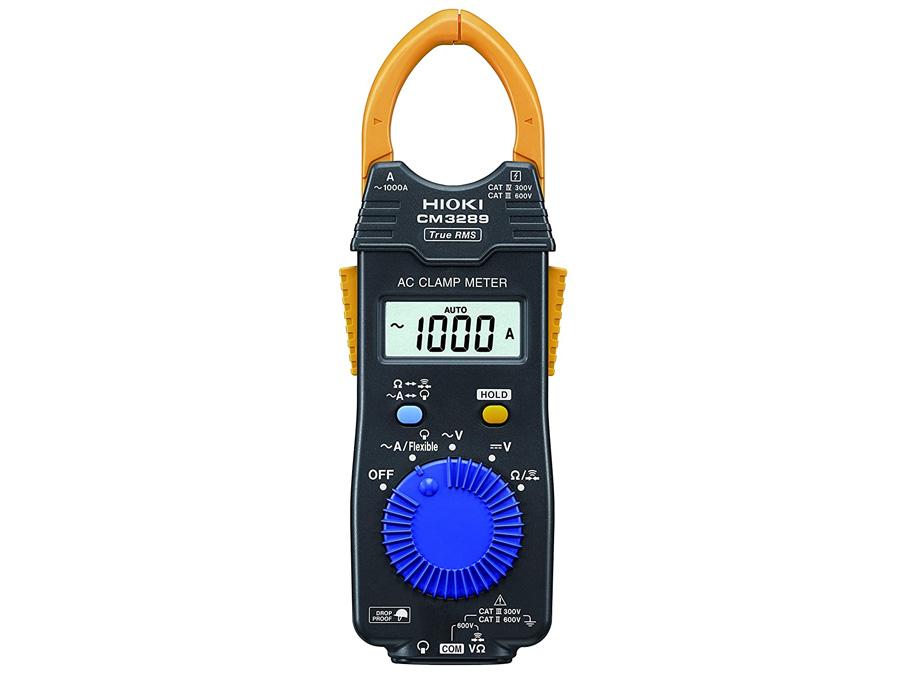 Ampe kìm AC Hioki CM3289