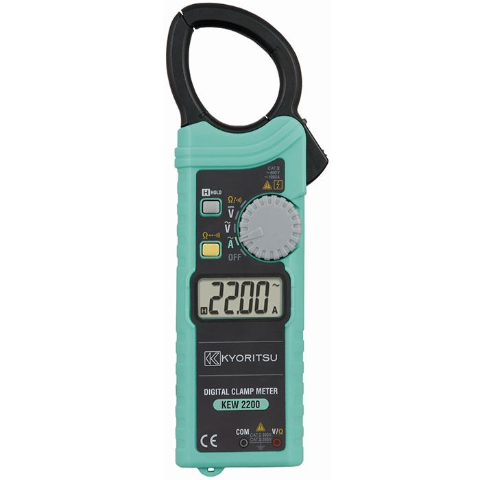 Đồng hồ đo vạn năng Kyoritsu 2200R
